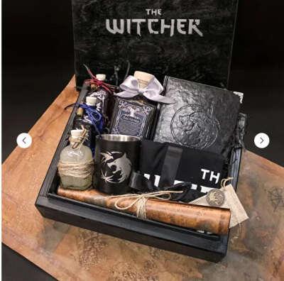 Подарочный набор Ведьмака