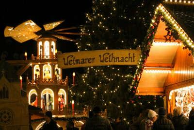 Хочу на Рождественскую ярмарку в Германию