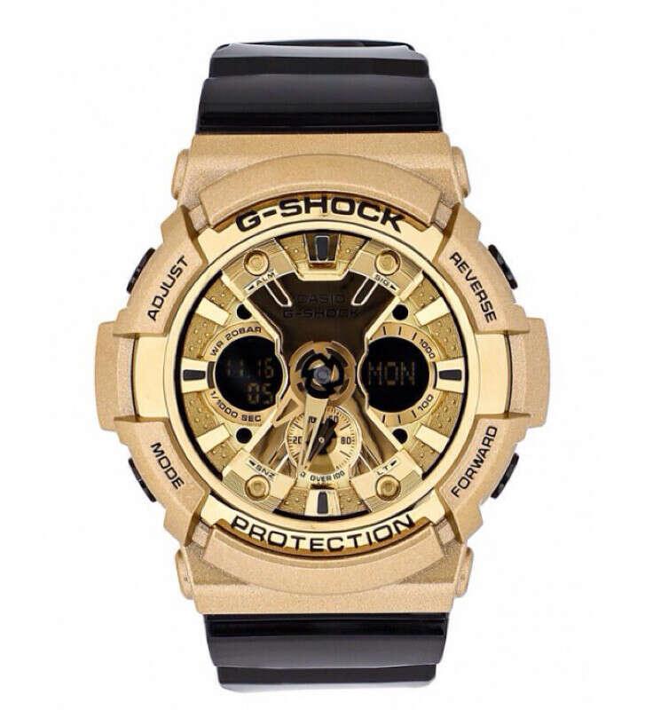 Золотые G-shock