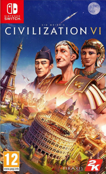 Sid Meier's Civilization VI [Switch]