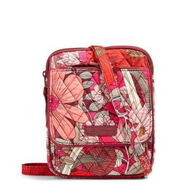 Vera Bradley Mini Hipster Bag - Bohemian Blooms