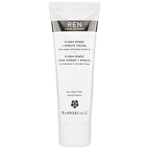 Маска REN Flash Rinse 1-Minute Facial
