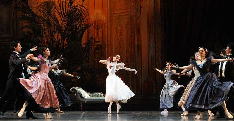 Билет на балет в Большой театр