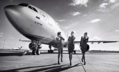 Попробоваться стюардессой в бизнес авиацию