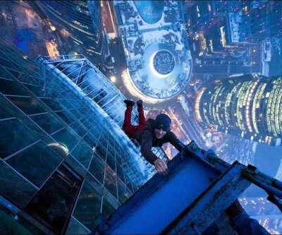 Побывать на самой высокой крыше
