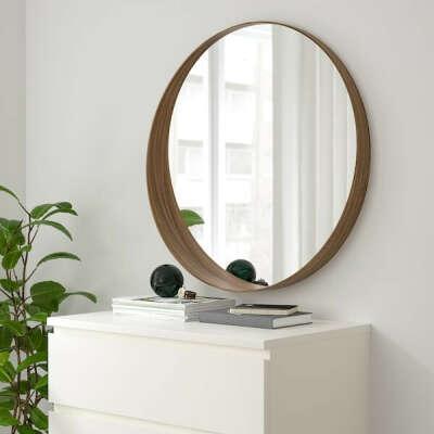 СТОКГОЛЬМ Зеркало - шпон грецкого ореха - IKEA
