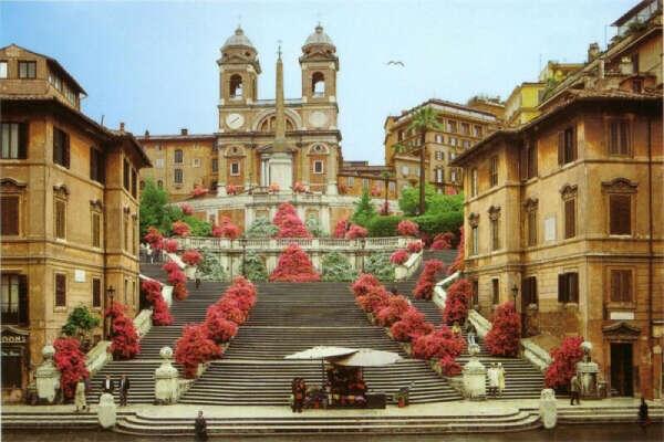 Пожить в Риме