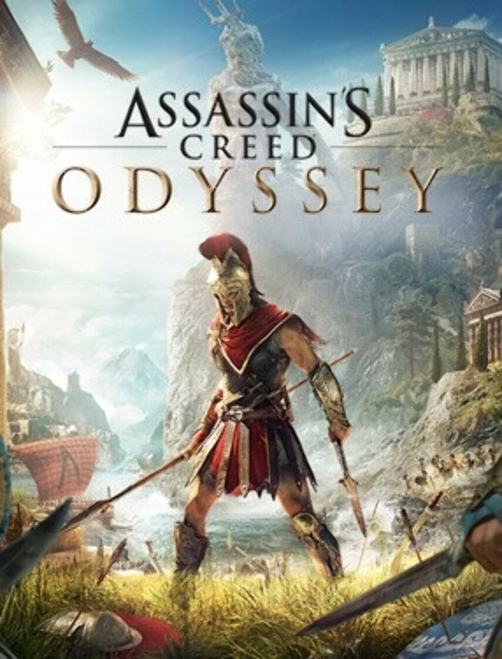 Assassins Creed Odyssey - Ultimate Edition