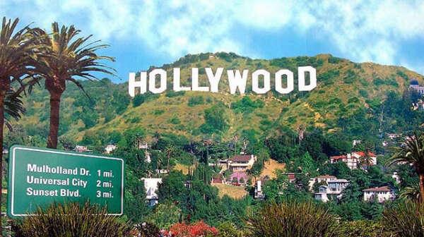 Поездка в Лос Анджелес