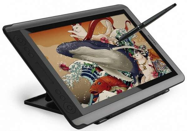 Экранный графический планшет