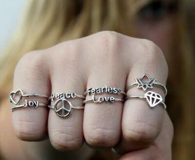 Кольца Poetry Ring