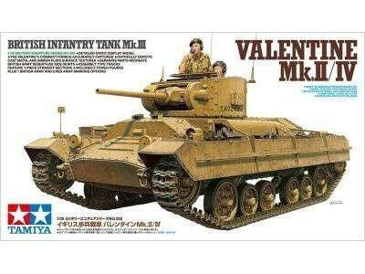 Valentine Mk.II/IV Tamiya 35352   1/35