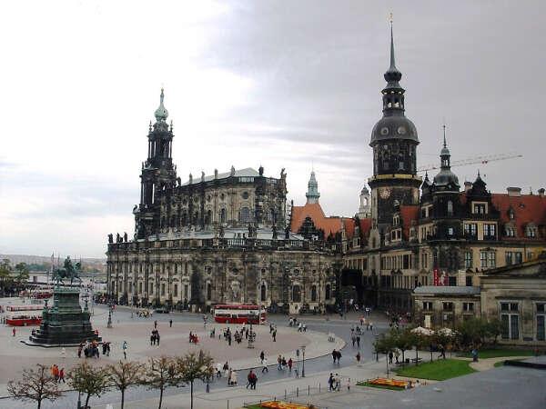 Поездка в Дрезден!