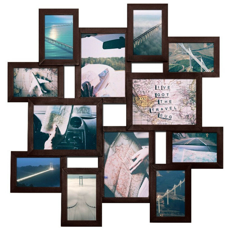 Рамки для фото разных форматов, например, из Фотомакса