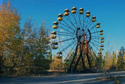 Хочу поехать в Припять