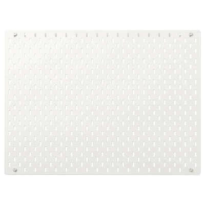 СКОДИС Настенная панель, белый, Ширина: 76 см, Высота: 56 см купить онлайн в интернет-магазине - IKEA