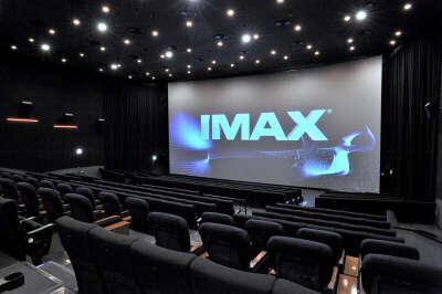 Посетить кинотеатр IMAX