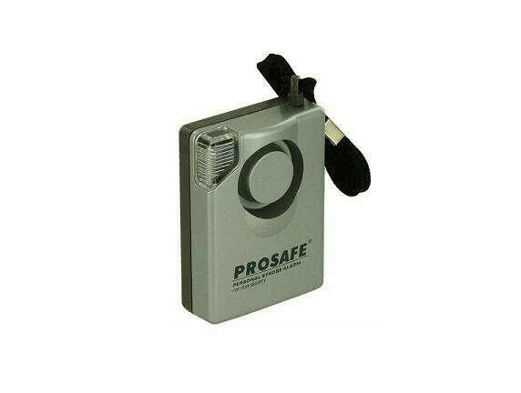 Персональная сирена 110 дБ с фонариком. DX-170