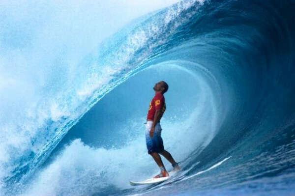 Покататься на сёрфе