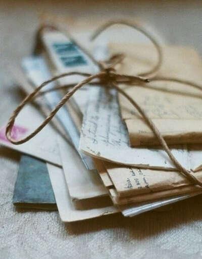 отправить бумажное письмо