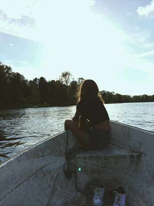 Покататься на лодке