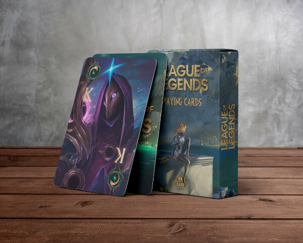 Предзаказ набор карт «League of Legends 2.0»