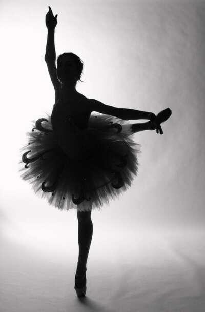 Танцевать на пуантах