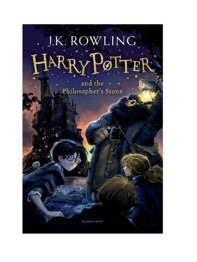 английская версия Гарри Поттера
