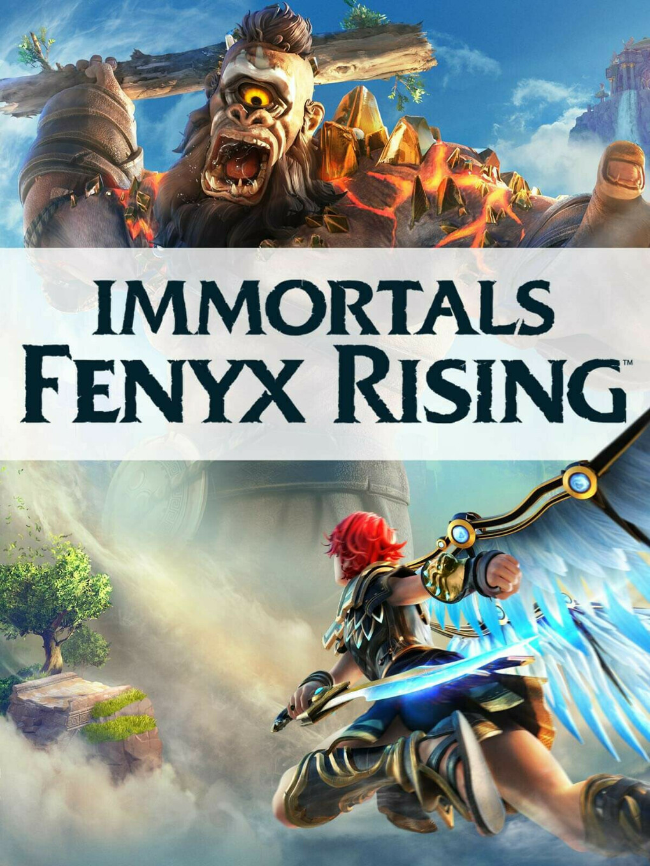 Immortals Fenix Rising