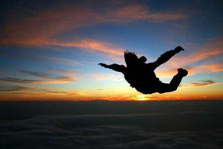 Хочу прыгнуть с парашютом!