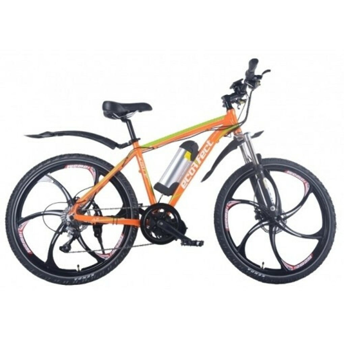 Электровелосипед ECOFFECT RUSH 500W
