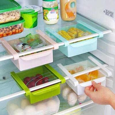Навесной контейнер для хранения в холодильнике