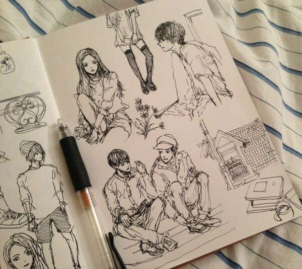 Научиться рисовать