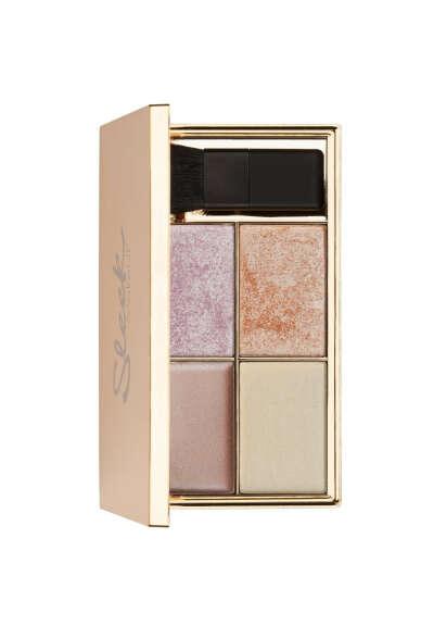 Sleek MakeUP Палетка хайлайтеров Solstice highlighting palette