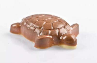 Поесть конфеты из детства - черепаха Тортила