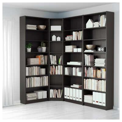 Новый книжный шкаф