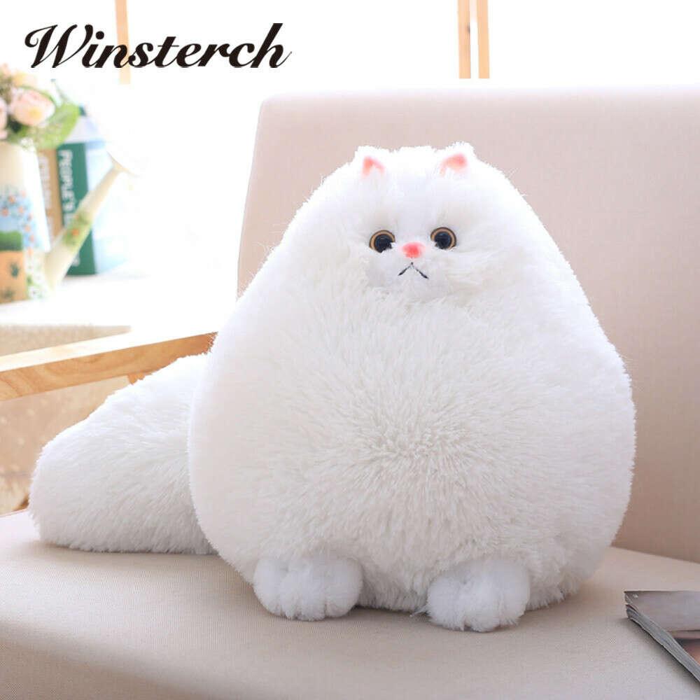 Плюшевого большого кота