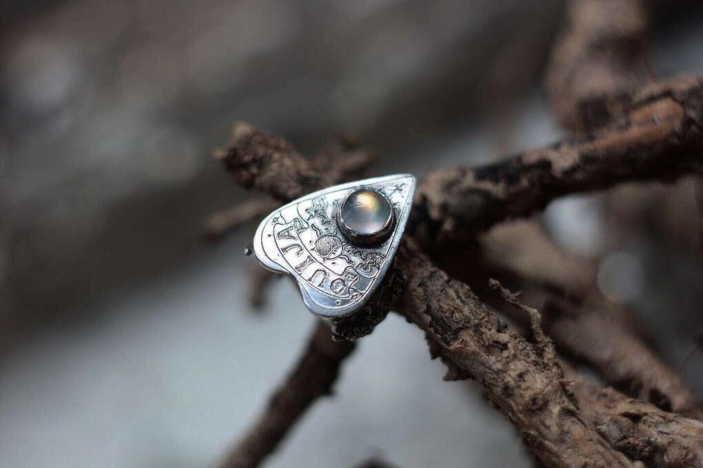 кольцо от Надин