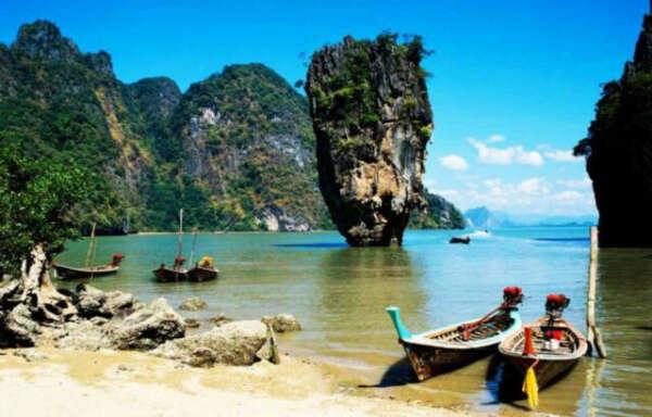 Отдохнуть в Тайланде