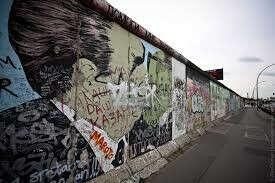 погулять у Берлинской стены