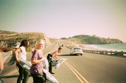 Путешествия с друзьями