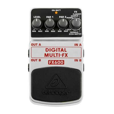 BEHRINGER FX600 DIGITAL MULTI FX