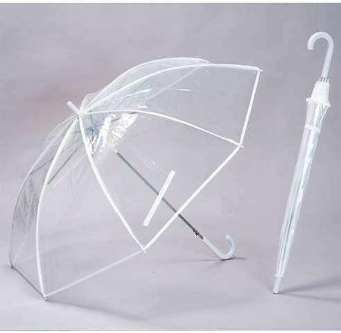 Прозрачный зонтик