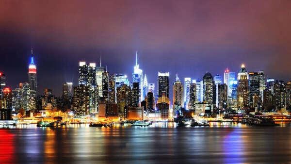 Поездка с мужем в  Нью Йорк ))