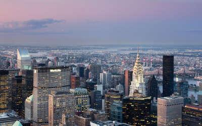 Переехать жить в Нью-Йорк