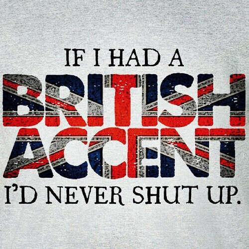 Британский акцент