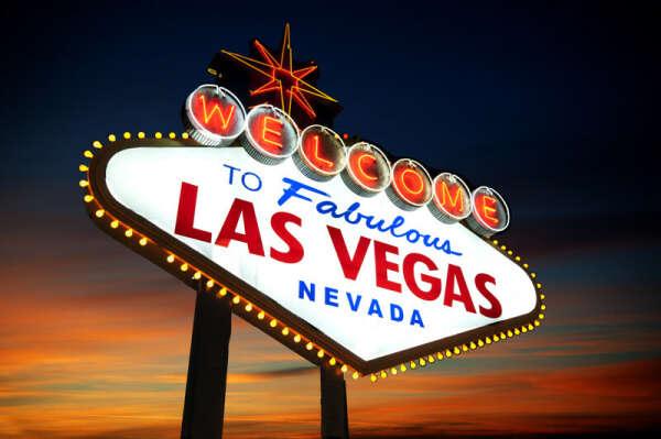 Хочу съездить в Las Vegas.