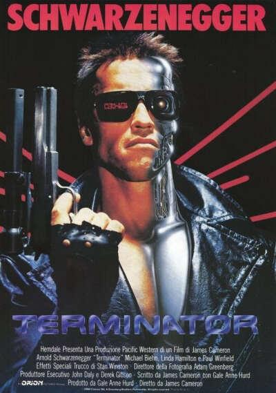Terminator, фильм