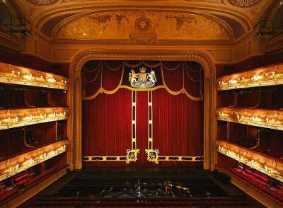 Хочу сходить в оперу
