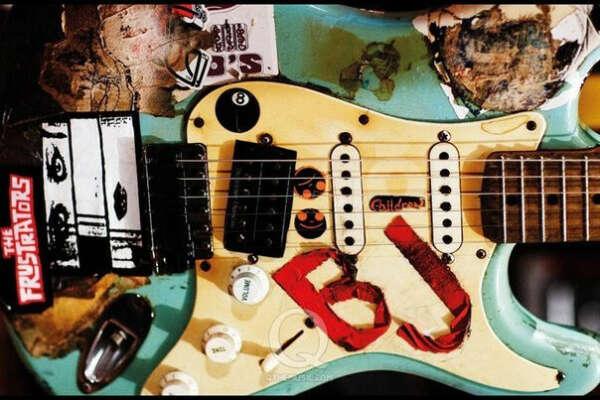 Сыграть на гитаре Билли Джо